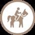 icona ospitalità cavalli
